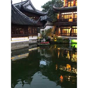 Earth God Temple Shanghai
