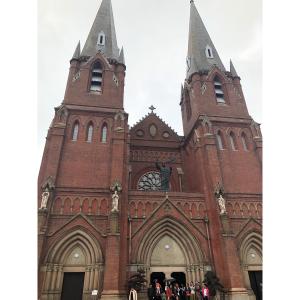 Saint Ignatius Cathedral Shanghai