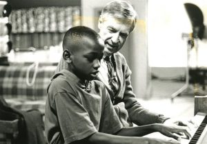 Fred Rogers Piano