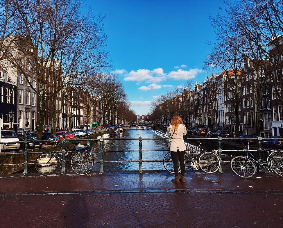 Nicole Reitz in Amsterdam