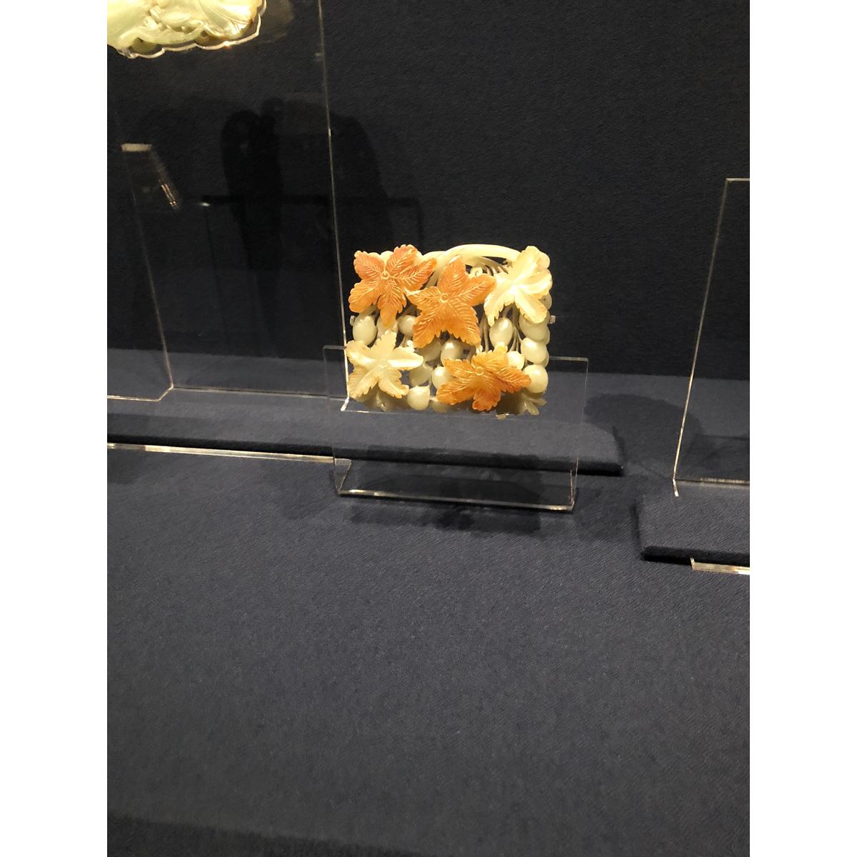 Art piece in museum