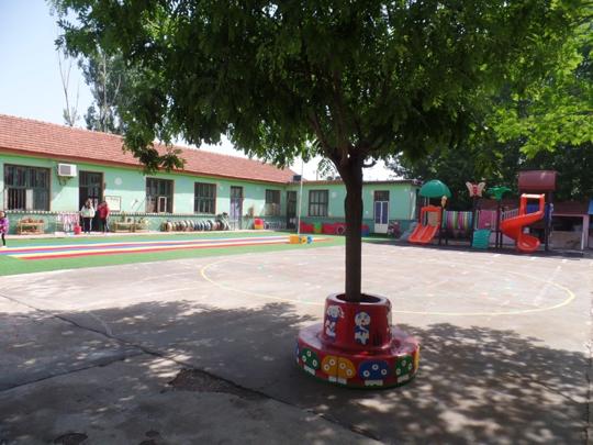 School in Qingdao, China