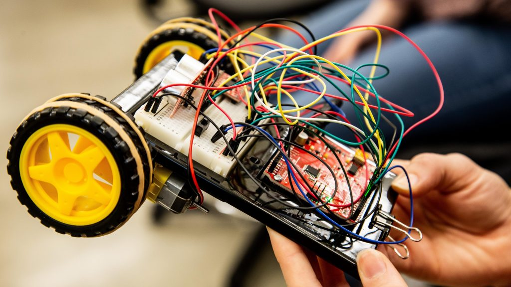 engineering project at Saint Vincent College